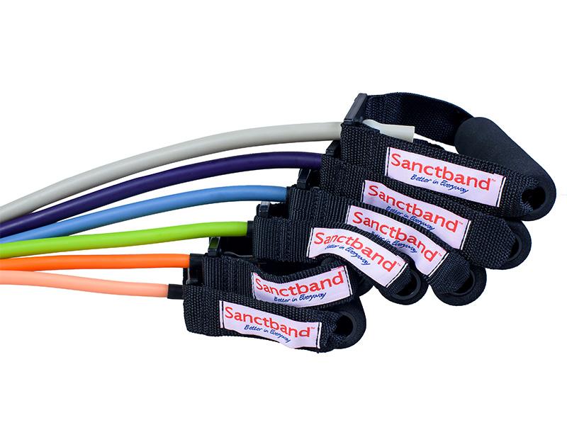 Sanctband Resistive Exercise Tubing