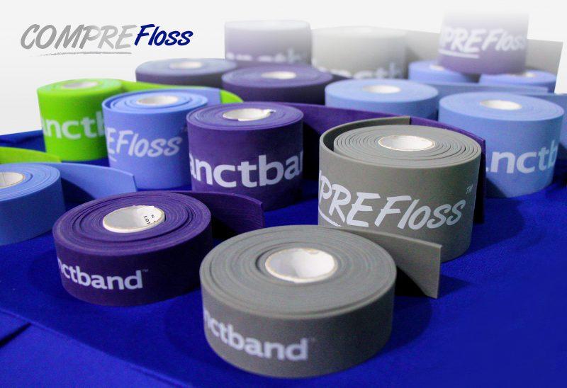 Comprefloss Flossband